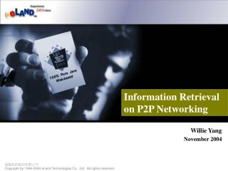Information Retrieval  on P2P Networking