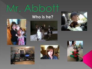 Mr. Abbott