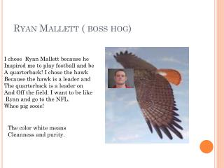 Ryan Mallett ( boss hog)