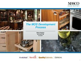The MOS Development Process