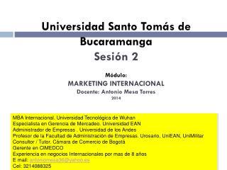 MBA  Internacional. Universidad Tecnológica de Wuhan