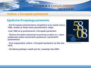 Volitve v Evropski parlament