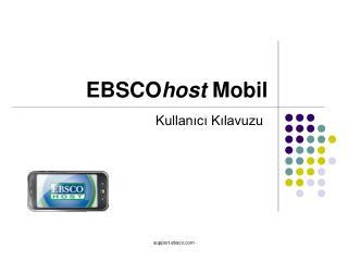 EBSCO host  Mobil