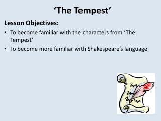 'The Tempest'