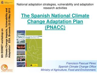 National adaptation strategies, vulnerability and adaptation research activities