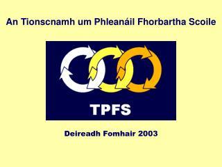 Deireadh Fomhair 2003