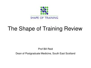 The Shape of Training Review