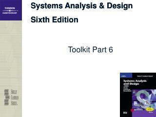 Toolkit Part 6