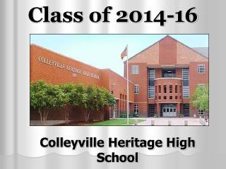 Class of 2014-16