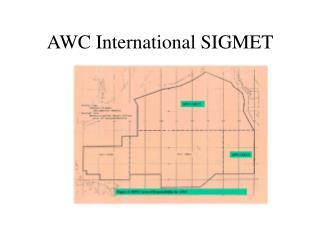 AWC International SIGMET
