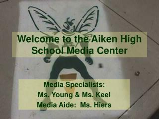 Welcome to the Aiken High School Media Center