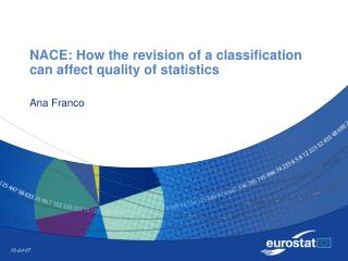 NACE: How the revision of a classification can affect quality of statistics