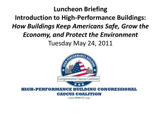 Safety & Security in  High-Performance Buildings Scott Sklar The Stella Group, Ltd.