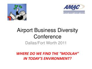 Airport Business Diversity Conference