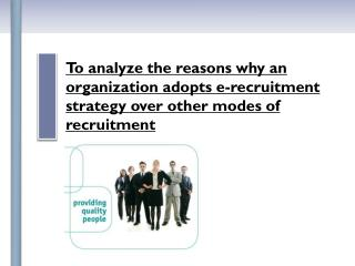 E-Recruitment