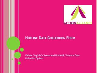 Hotline Data Collection Form