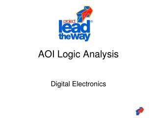 AOI Logic Analysis