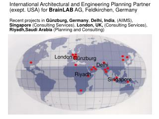 International Architectural and Engineering Planning Partner
