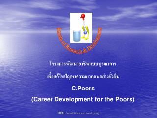 Bureau of Research & Development