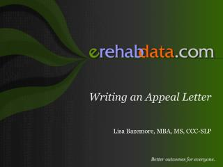 Writing an Appeal Letter