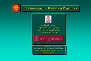 Electromagnetic Radiation Principles