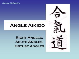 Angle Aikido