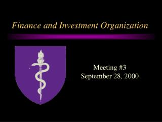 Finance and Investment Organization