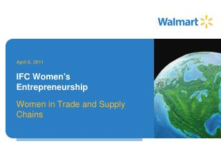IFC Women's Entrepreneurship