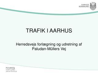 TRAFIK I AARHUS