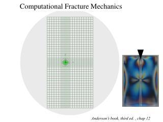 Computational Fracture Mechanics