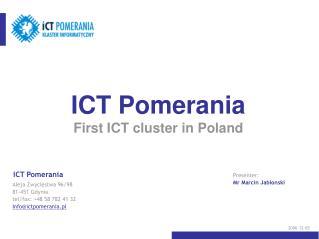 ICT Pomerania