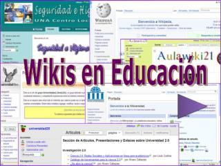 Wikis en Educación