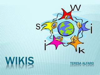 wikis              Teresa Alfaro