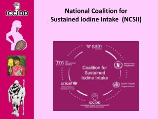 National Coalition for                        Sustained Iodine Intake  (NCSII)