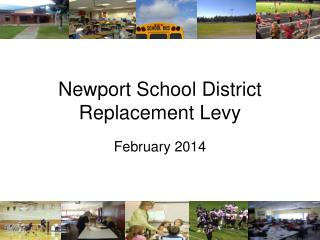 Newport School District Replacement Levy