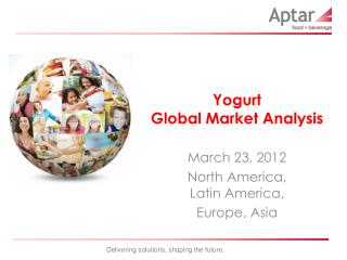 Yogurt  Global Market Analysis