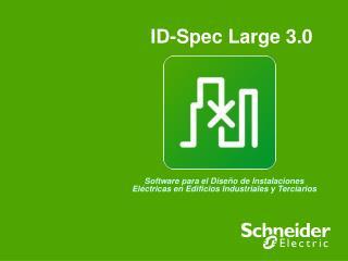 Software para el Diseño de Instalaciones Eléctricas en Edificios Industriales y Terciarios