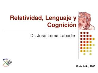 Dr. José Lema Labadie