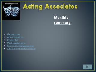 Acting Associates