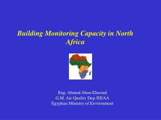 Building Monitoring Capacity in North Africa