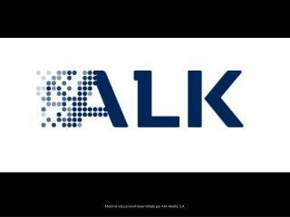 Material educacional  desarrollado por ALK-Abelló, S.A.