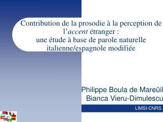 Philippe Boula de Mareüil Bianca Vieru-Dimulescu