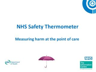 NHS Safety Thermometer