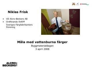 Niklas Frisk