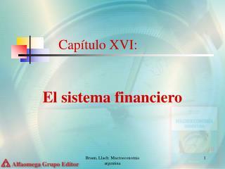 Capítulo XVI: