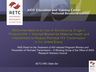 AETC NRC Slide Set