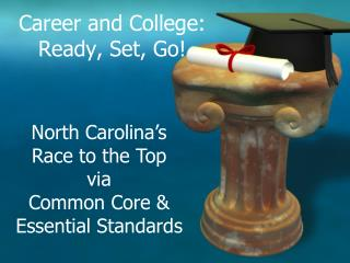 Career and College: Ready, Set, Go!