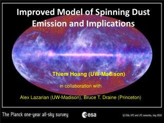 Improved Model of Spinning Dust Emission and Implications