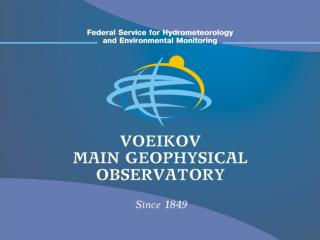 Arctic observing networks: METEOROLOGY Vladimir Kattsov SAON seminar , St.Petersburg, 7 July 2008