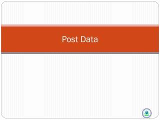Post Data